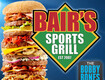 Win Burgers for a Year from Bair's!