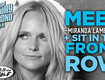 MEET Miranda Lambert & Sit in the FRONT ROW!