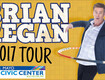 Tickets with Meet & Greet plus Dinner for Comedian Brian Regan