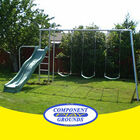 Enter to Win a Swing Set from Component Playgrounds!