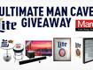Win a Miller Lite Man Cave
