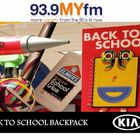 WIN MYFM's BACK TO SCHOOL BACKPACK!