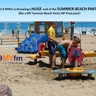 Win a MYfm Summer Beach Party VIP Prize Pack