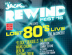 Win 'up front' tickets to JACK-FM's Rewind Fest