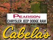 Win $1000 of hunting gear from Pearson RAM and Cabela's.