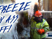 Freezing Your Ass Off - Win $500 in Cold Weather Gear!