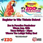 Win Zoo in Paradise Tickets!
