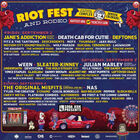 Score tickets to Riot Fest and Rodeo