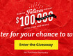 Win $100K in cash and prizes through The Dave Ramsey Show
