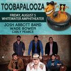 Toobapalooza Josh Abbott Band - Wade Bowen 8.5 at Whitewater