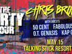 Win Tickets to The Party Tour featuring Chris Brown!