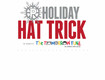 Providence Bruins Holiday Hat Trick!