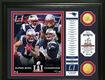 Super Bowl LI: New England Patriots Plaque