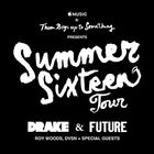 Drake & Future: Summer Sixteen Tour