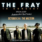 THE FRAY at The Wiltern (10/24)