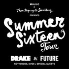 Drake & Future Summer Sixteen Tour