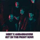 Meet X Ambassadors / Sit in the Front Row at Musikfest!