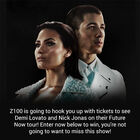 Win Tickets to See Demi Lovato and Nick Jonas on their Future Now tour!