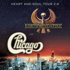 Chicago and Earth, Wind, & Fire Tickets