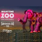 San Diego Zoo Nighttime: Inside Look Tour (4-pack)