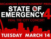State of Emergency 4 Tickets