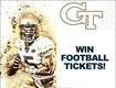 Win Georgia Tech Football Tickets