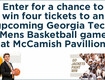 Georgia Tech Basketball Tickets