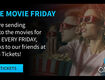 Free Movie Friday from Atom Tickets