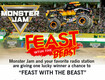 Monster Jams - Feast With The Beast