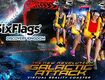 Six Flags Discovery Kingdom  - Win Tickets To Ride The New Revolution Galactic Attack!