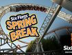 Spring Break Six Flags Discovery Kingdom