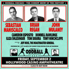 Win Tickets To Oddball Chicago!