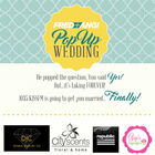Enter to Win Fred + Angi's Pop Up Wedding and a Trip to the VMAs!
