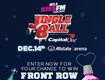 Win A Pair of Front Row Tickets to Jingle Ball!