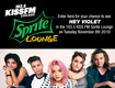 Win A Pair of Passes to see Hey Violet in the Sprite Lounge!