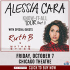 Win a Pair of Tickets to see Alessia Cara!