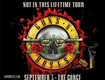 Win a 4-Pack of Tickets to GnR!