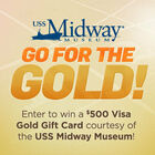 USS Midway: Go for the Gold!