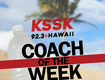 KSSK's OIA and ILH Coach of the Week Nominations