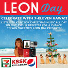 KSSK's LEON Day Giveaways