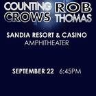 Rob Thomas & Counting Crows Tickets!