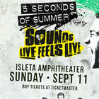 5 Seconds of Summer Tickets!