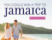 Win a Trip for Two to Jamaica