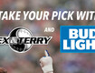 Take Your Pick with Lex and Terry and Bud Light