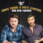 Chris Young & Brett Eldredge 6-6 Takeover!