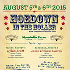 Win Tickets to Hoedown in the Holler!