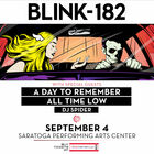 Win Tickets To Blink-182 at SPAC!