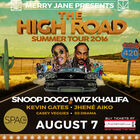 Snoop Dog & Wiz Khalifa Night Show Text Giveaway