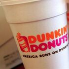 Chance To Win A Free Cup Of Coffee From Dunkin And Great Escape Tickets!