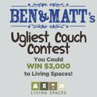 Ben and Matt's Ugliest Couch Contest